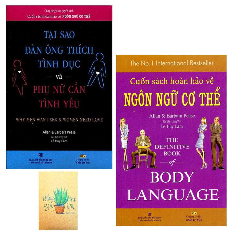 Combo Cuốn Sách Hoàn Hảo Về Ngôn Ngữ Cơ Thể - Body Language và Tại Sao Đàn Ông Thích Tình Dục  Phụ Nữ Cần Tình... - 1620334 , 4792251964922 , 62_11232644 , 418000 , Combo-Cuon-Sach-Hoan-Hao-Ve-Ngon-Ngu-Co-The-Body-Language-va-Tai-Sao-Dan-Ong-Thich-Tinh-Duc-Phu-Nu-Can-Tinh...-62_11232644 , tiki.vn , Combo Cuốn Sách Hoàn Hảo Về Ngôn Ngữ Cơ Thể - Body Language và Tại