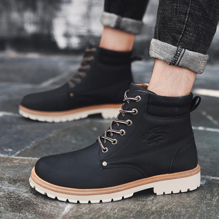 Giày Boot Nam CARTELO KDL8C2701