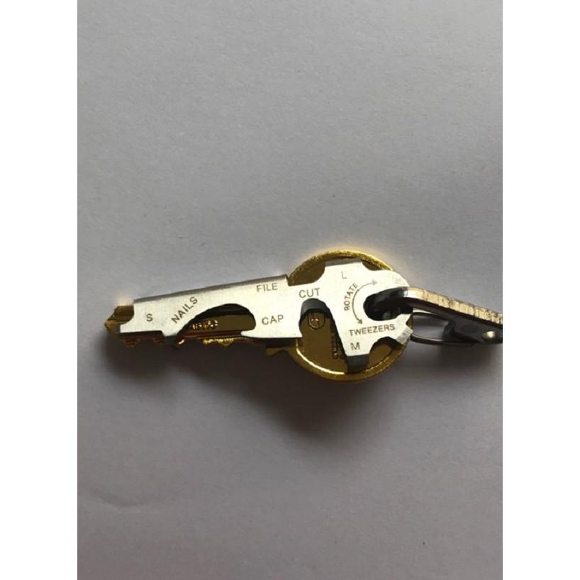 Móc chìa khóa siêu đa năng 7in1