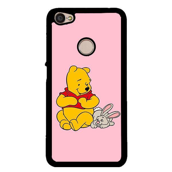 Ốp lưng dành cho điện thoại Xiaomi Redmi note 5A prime Gấu Pooh