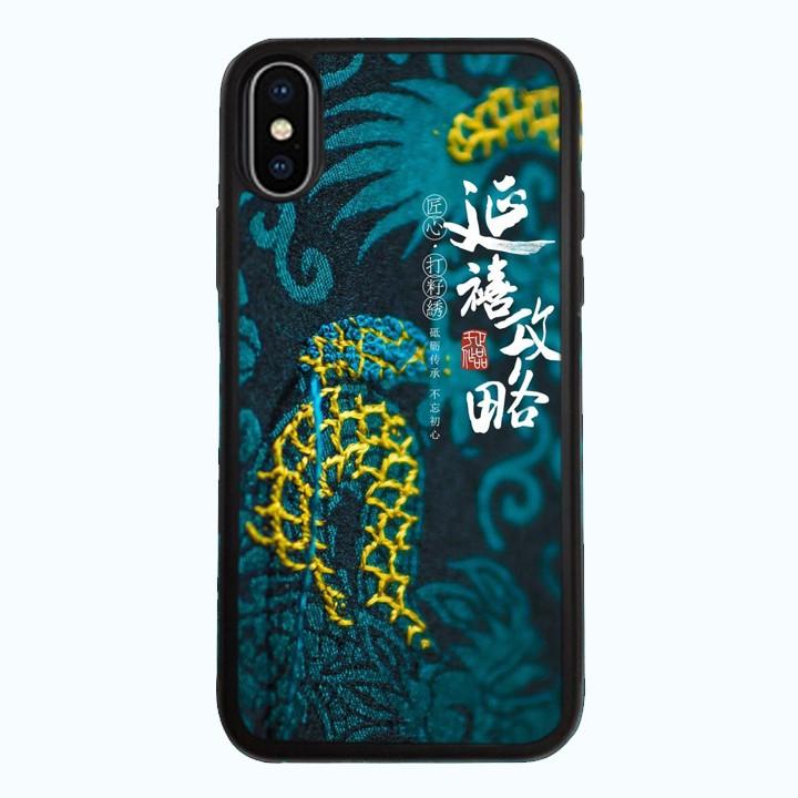 Ốp lưng dành cho điện thoại iPhone XR - X/XS - XS MAX - Diên Hy Công Lược Mẫu 12