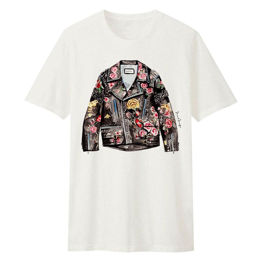 Áo T-shirt Dành Cho Bé DOTILO WATERCOLOR  - d123