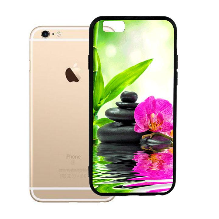 Ốp lưng viền TPU cho Iphone 6 Plus - Phong lan