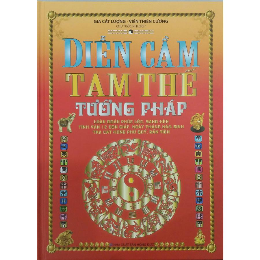 Diễn Cầm Tam Thế Tướng Pháp (Tái Bản) - 1266724 , 2561621111622 , 62_10578082 , 239000 , Dien-Cam-Tam-The-Tuong-Phap-Tai-Ban-62_10578082 , tiki.vn , Diễn Cầm Tam Thế Tướng Pháp (Tái Bản)