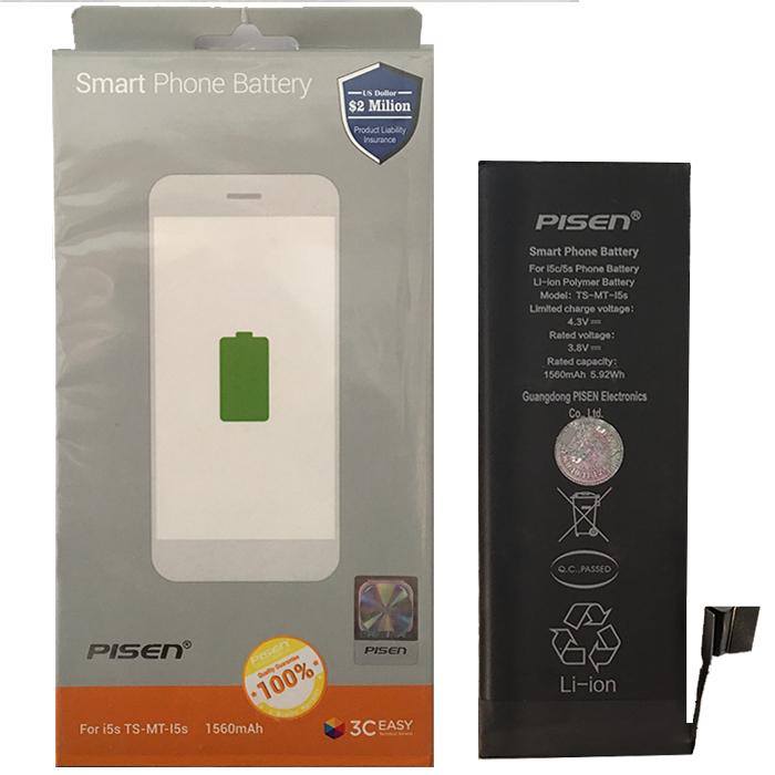 Pin iPhone 5S/5C 1560mAh - Hàng Chính Hãng