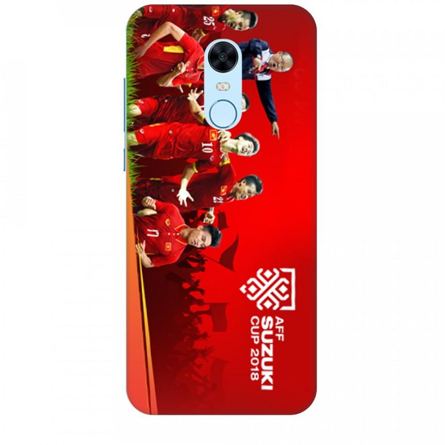Ốp Lưng Dành Cho Xiaomi Note 5 Plus AFF Cup - Đội Tuyển Việt Nam Mẫu 1