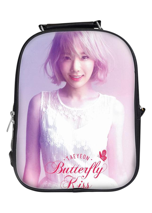 Balo Unisex In Hình Taeyeon -Butterfly Kiss - BLKP533 - 1443798 , 2220947027924 , 62_11990536 , 340000 , Balo-Unisex-In-Hinh-Taeyeon-Butterfly-Kiss-BLKP533-62_11990536 , tiki.vn , Balo Unisex In Hình Taeyeon -Butterfly Kiss - BLKP533