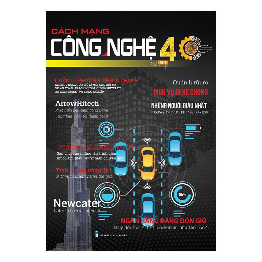 Tạp chí Cách Mạng Công Nghệ 4.0 - Số 2