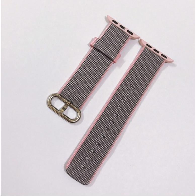 Dây Đeo dành cho đồng hồ Apple Watch Woven Nylon 38/40mm - 9661090 , 9837060121717 , 62_18008266 , 399000 , Day-Deo-danh-cho-dong-ho-Apple-Watch-Woven-Nylon-38-40mm-62_18008266 , tiki.vn , Dây Đeo dành cho đồng hồ Apple Watch Woven Nylon 38/40mm