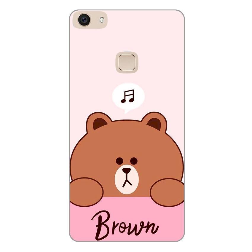 Ốp lưng dành cho điện thoại Vivo V7 - V7 PLUS - Y83 - Gấu Brown - 4936388 , 3119916081618 , 62_15913713 , 200000 , Op-lung-danh-cho-dien-thoai-Vivo-V7-V7-PLUS-Y83-Gau-Brown-62_15913713 , tiki.vn , Ốp lưng dành cho điện thoại Vivo V7 - V7 PLUS - Y83 - Gấu Brown
