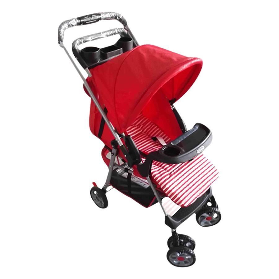 Xe Đẩy Gluck Baby C8M (Đỏ)