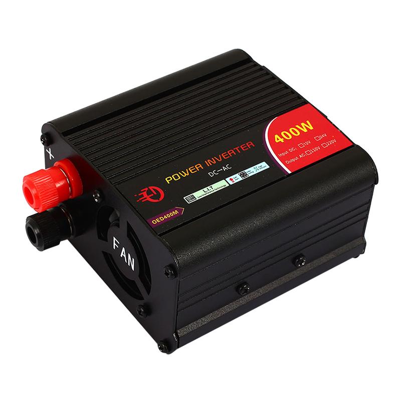 Car Inverter Car Converter Actual 12V To 220V 400W Adapter Automobile - 1756057 , 3712120250100 , 62_12324553 , 737000 , Car-Inverter-Car-Converter-Actual-12V-To-220V-400W-Adapter-Automobile-62_12324553 , tiki.vn , Car Inverter Car Converter Actual 12V To 220V 400W Adapter Automobile