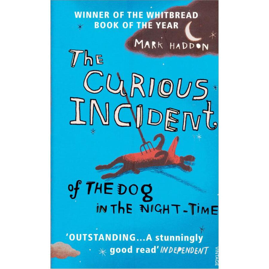 The Curious Incident of the Dog in the Night-time - 1319108 , 7921527566097 , 62_5309277 , 227000 , The-Curious-Incident-of-the-Dog-in-the-Night-time-62_5309277 , tiki.vn , The Curious Incident of the Dog in the Night-time
