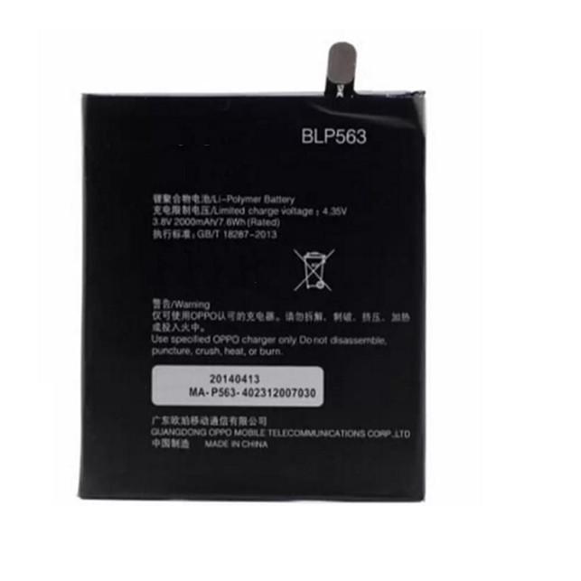 Pin cho Oppo Find 5 Mini R827 (BLP563) 2000mAh - 7546805 , 5979814591927 , 62_16562444 , 356000 , Pin-cho-Oppo-Find-5-Mini-R827-BLP563-2000mAh-62_16562444 , tiki.vn , Pin cho Oppo Find 5 Mini R827 (BLP563) 2000mAh