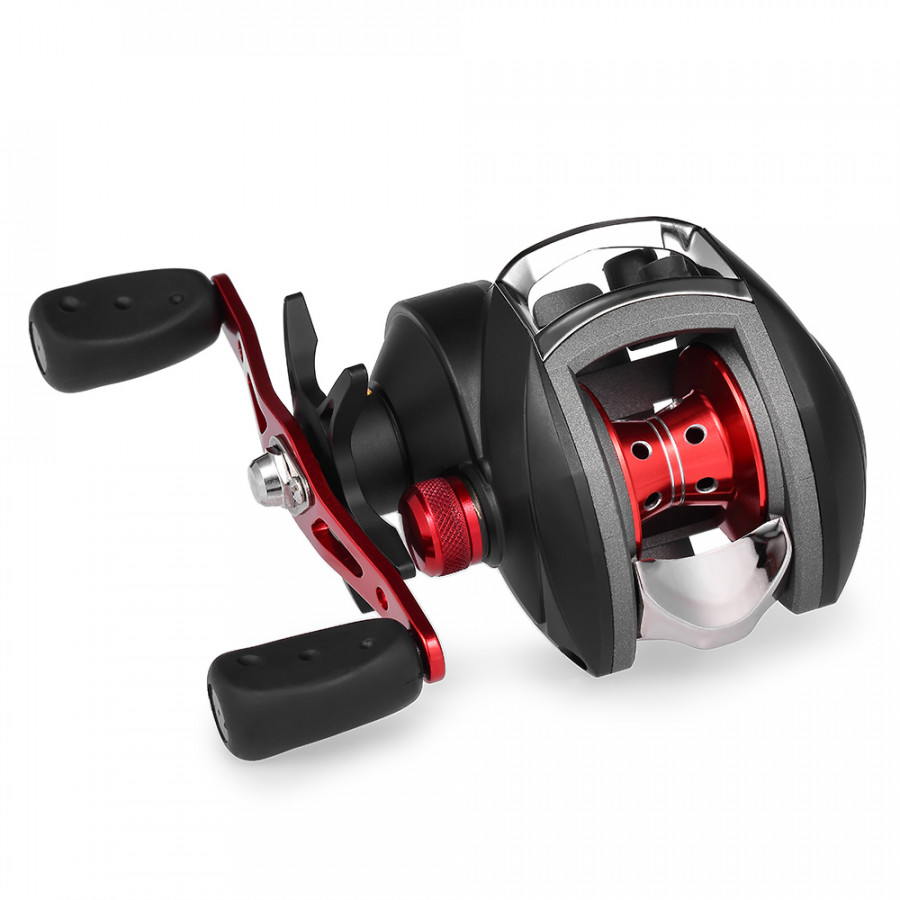 12+1 BB Ball Bearing 8.1:1 Bait Casting Fishing Reel One-way Clutch Baitcasting Reel Left/Right Hand Fishing Reel - 2237478 , 4524159513724 , 62_14362387 , 633000 , 121-BB-Ball-Bearing-8.11-Bait-Casting-Fishing-Reel-One-way-Clutch-Baitcasting-Reel-Left-Right-Hand-Fishing-Reel-62_14362387 , tiki.vn , 12+1 BB Ball Bearing 8.1:1 Bait Casting Fishing Reel One-way Clut