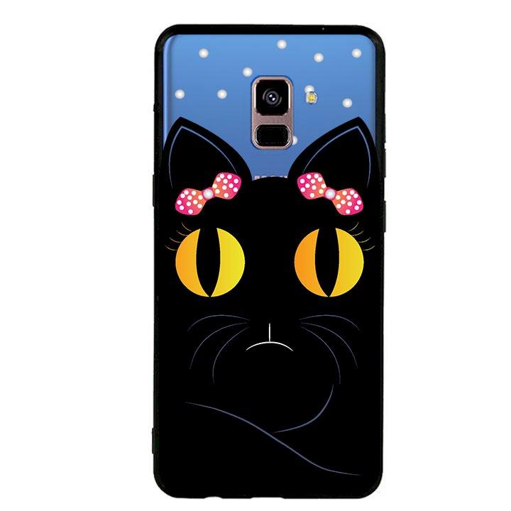 Ốp lưng nhựa cứng viền dẻo TPU cho Samsung Galaxy A8 Plus 2018 - Mèo Mun 02 - 18348301 , 8008216655085 , 62_20770460 , 128000 , Op-lung-nhua-cung-vien-deo-TPU-cho-Samsung-Galaxy-A8-Plus-2018-Meo-Mun-02-62_20770460 , tiki.vn , Ốp lưng nhựa cứng viền dẻo TPU cho Samsung Galaxy A8 Plus 2018 - Mèo Mun 02