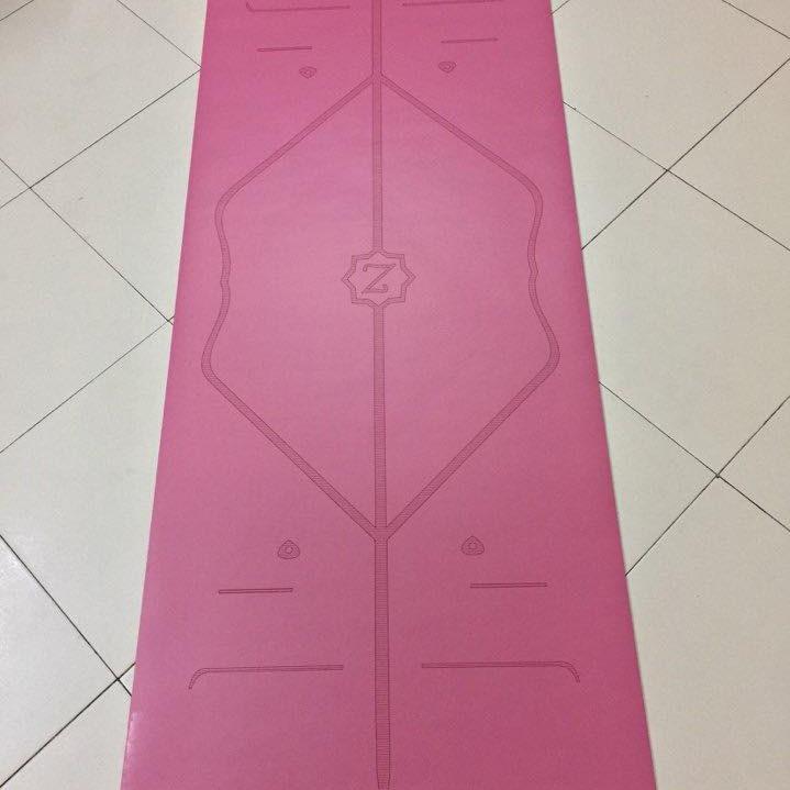 Thảm Tập Yoga Định Tuyến PU Zen Yoga Mat - 2330889 , 8539001146308 , 62_15096601 , 1400000 , Tham-Tap-Yoga-Dinh-Tuyen-PU-Zen-Yoga-Mat-62_15096601 , tiki.vn , Thảm Tập Yoga Định Tuyến PU Zen Yoga Mat