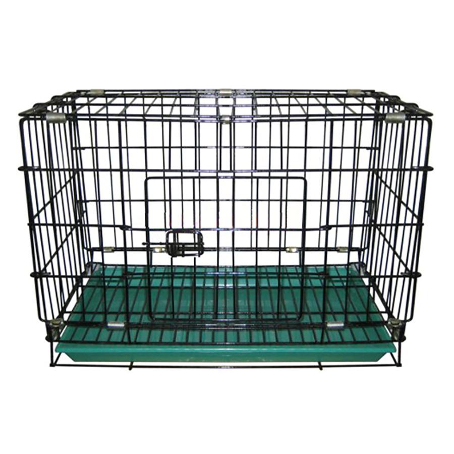 Chuồng Chó Sắt Dành Cho Chó Dưới 3Kg (30 x 46cm)
