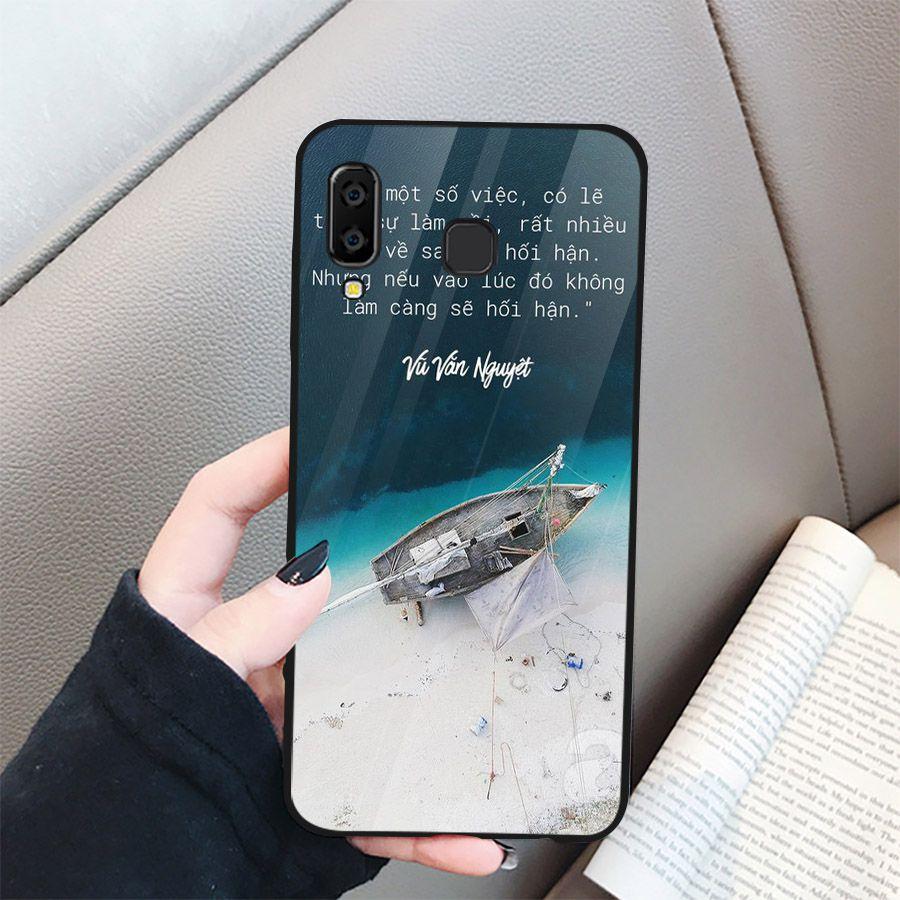 Ốp kính cường lực dành cho điện thoại Samsung Galaxy A7 2018/A750 - A8 STAR - A9 STAR - A50 - ngôn tình tâm trạng -... - 863167 , 8794759707427 , 62_14820484 , 207000 , Op-kinh-cuong-luc-danh-cho-dien-thoai-Samsung-Galaxy-A7-2018-A750-A8-STAR-A9-STAR-A50-ngon-tinh-tam-trang-...-62_14820484 , tiki.vn , Ốp kính cường lực dành cho điện thoại Samsung Galaxy A7 2018/A750 - A8 ST