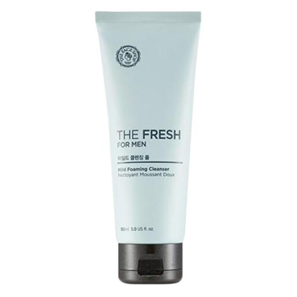 Sữa Rửa Mặt Dành Cho Nam The Face Shop The Fresh For Men Mild Foaming Cleanser 31610012 (150ml) - 891474 , 3228021452159 , 62_1581359 , 329000 , Sua-Rua-Mat-Danh-Cho-Nam-The-Face-Shop-The-Fresh-For-Men-Mild-Foaming-Cleanser-31610012-150ml-62_1581359 , tiki.vn , Sữa Rửa Mặt Dành Cho Nam The Face Shop The Fresh For Men Mild Foaming Cleanser 3161001