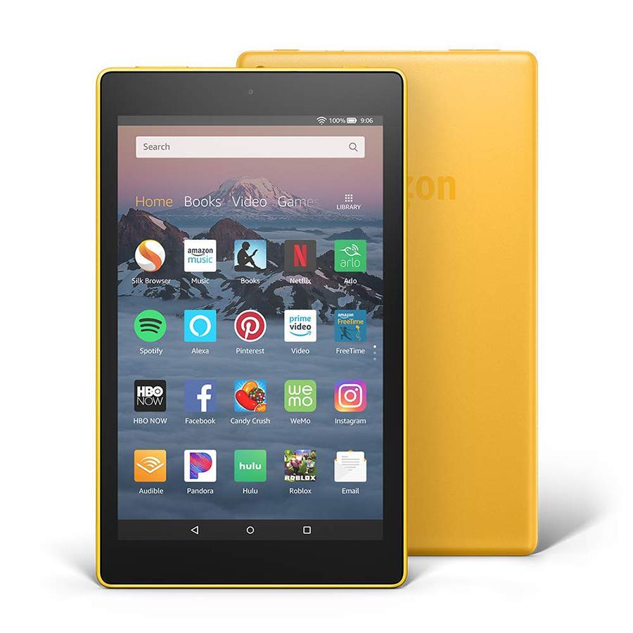 Máy Tính Bảng Kindle Fire HD8 (8th) 16GB (2019) - Hàng Chính Hãng - 1130305 , 3083743072616 , 62_13600732 , 2990000 , May-Tinh-Bang-Kindle-Fire-HD8-8th-16GB-2019-Hang-Chinh-Hang-62_13600732 , tiki.vn , Máy Tính Bảng Kindle Fire HD8 (8th) 16GB (2019) - Hàng Chính Hãng