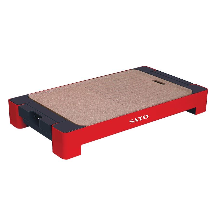 Bếp Nướng Điện Sato ST-500NDA - 9541412 , 7778261016063 , 62_17493511 , 1200000 , Bep-Nuong-Dien-Sato-ST-500NDA-62_17493511 , tiki.vn , Bếp Nướng Điện Sato ST-500NDA