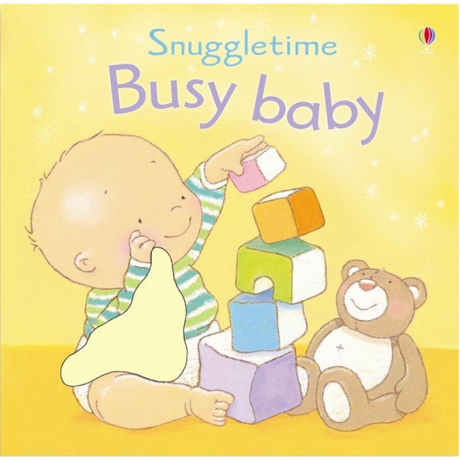 Busy Baby (Board)
