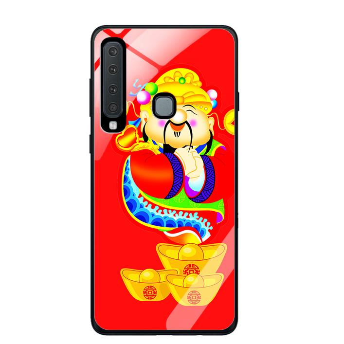 Ốp Lưng Kính Cường Lực Cho Điện Thoại Samsung Galaxy A9 2018 - 391 0091 THANTAI07