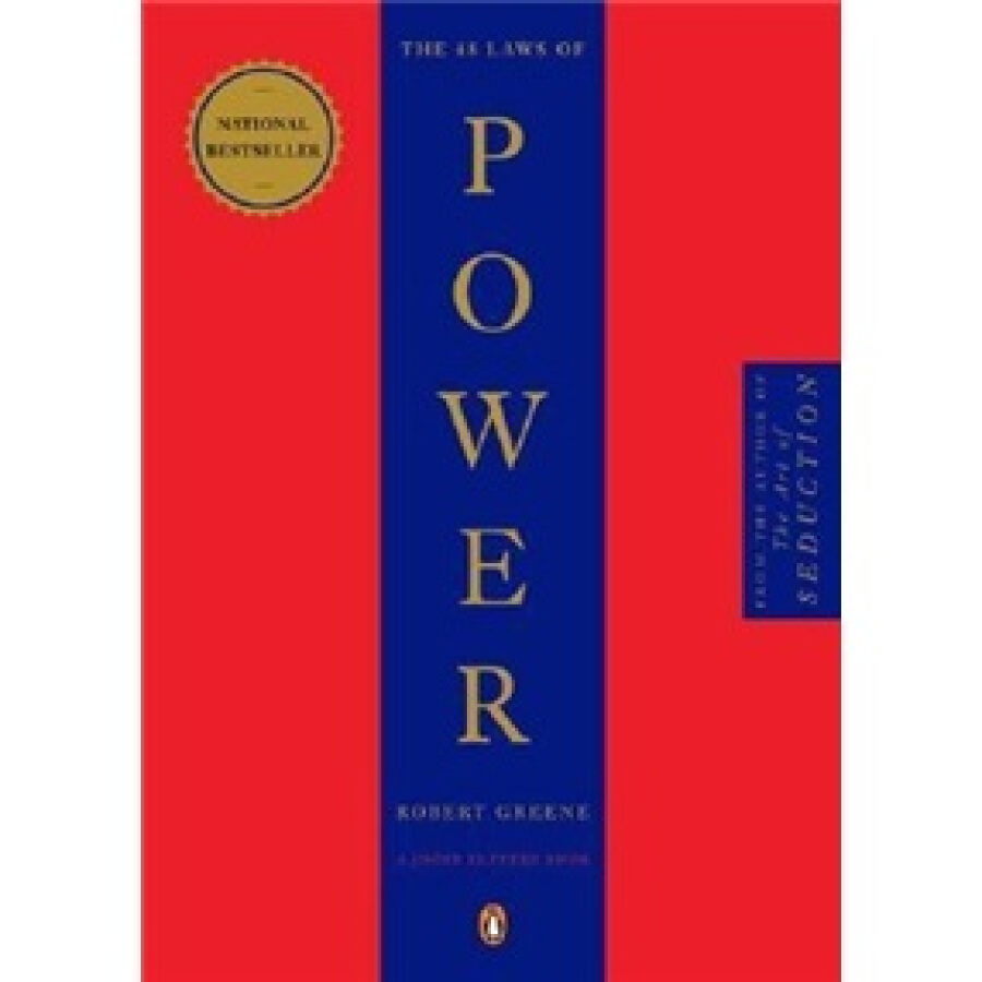 The 48 Laws of Power - 1225318 , 4832358118948 , 62_5233233 , 494000 , The-48-Laws-of-Power-62_5233233 , tiki.vn , The 48 Laws of Power
