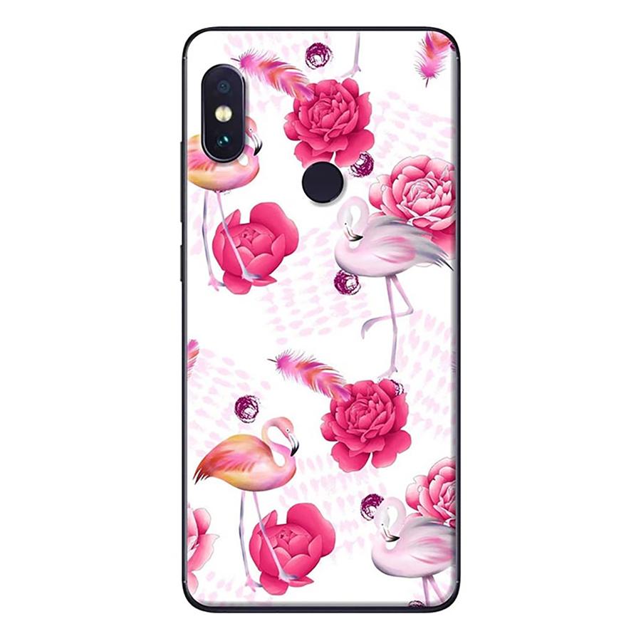 Ốp Lưng Dành Cho Xiaomi Redmi Note 5 Hạc hồng