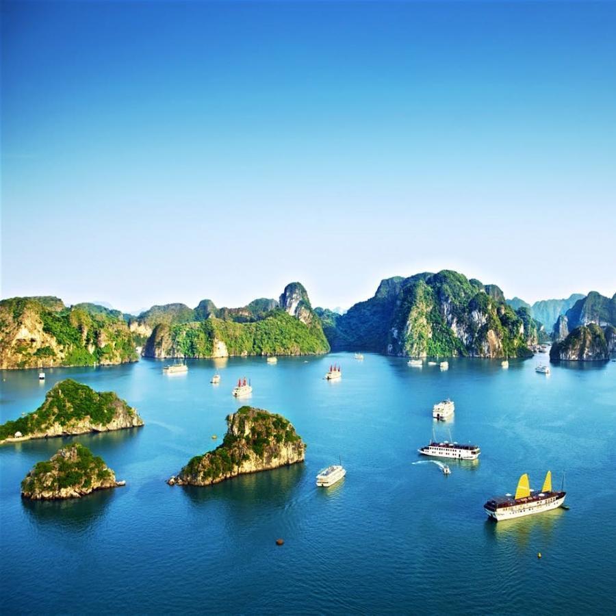 Du Thuyền Dragon Gold 3* 3N2Đ: Hạ Long - Vịnh Lan Hạ - Cát Bà, Khởi Hành Hàng Ngày Từ HN
