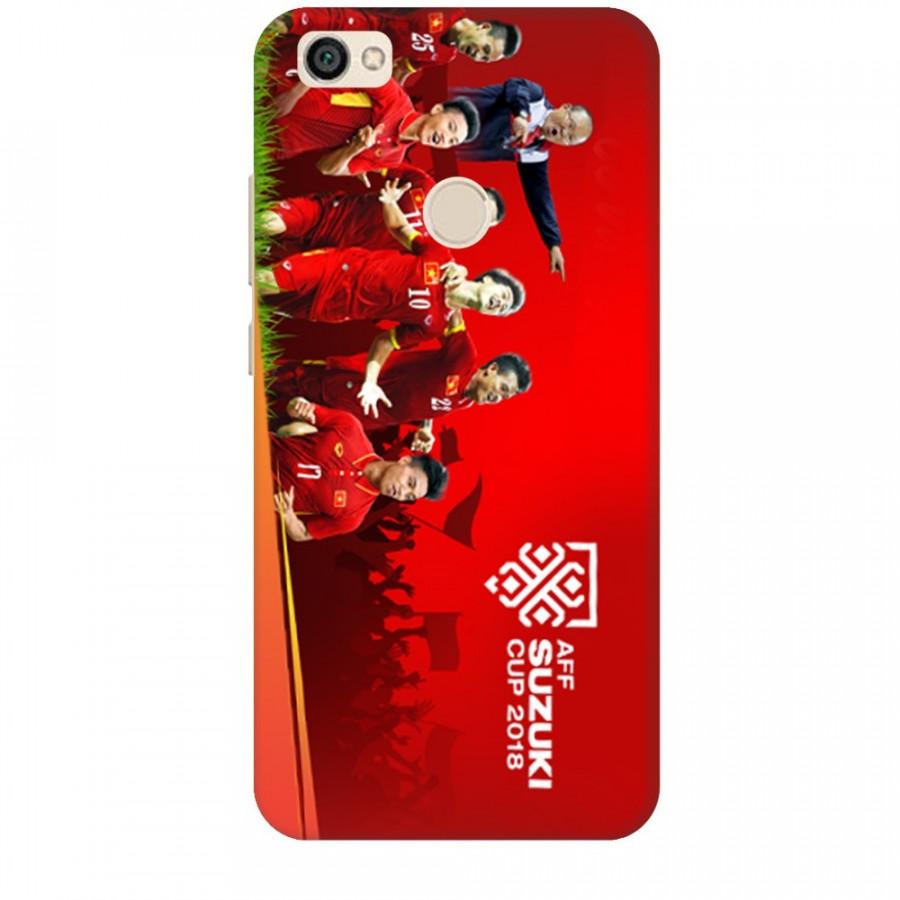 Ốp Lưng Dành Cho Xiaomi Note 5A AFF Cup - Đội Tuyển Việt Nam Mẫu 1