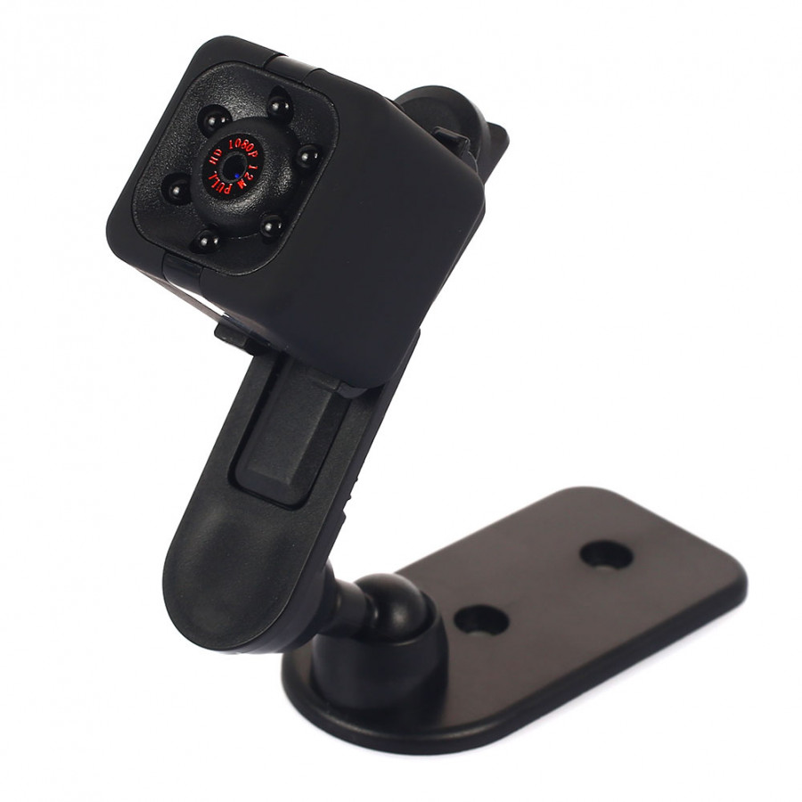HD DVR Camera Mini DV Camera Multifunction TF Card Camcorder DVR Sports Camera Night Vision SQ11 Loop Recording USB
