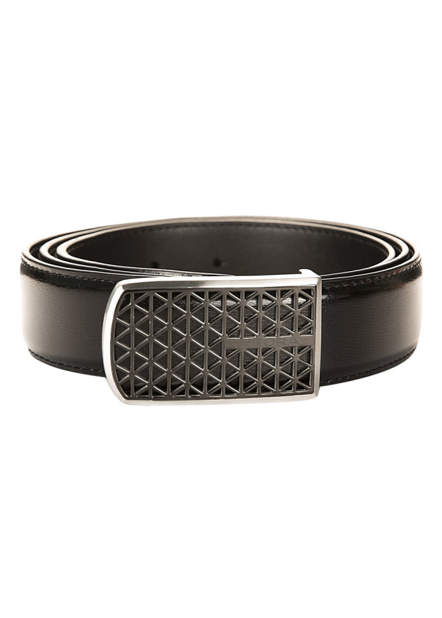 Thắt Lưng Nam Efora Leather Belt With Plaque Buckle 1