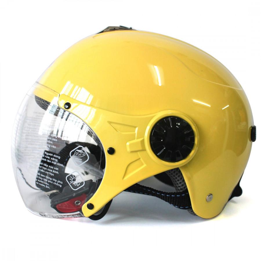 Mũ bảo hiểm có kính SUNDA 137A