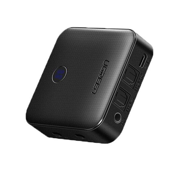 Bộ thu phát Bluetooth 4.2 hỗ trợ APTX Ugreen 50256 cao cấp - 1538323 , 3171841225284 , 62_13754219 , 990000 , Bo-thu-phat-Bluetooth-4.2-ho-tro-APTX-Ugreen-50256-cao-cap-62_13754219 , tiki.vn , Bộ thu phát Bluetooth 4.2 hỗ trợ APTX Ugreen 50256 cao cấp