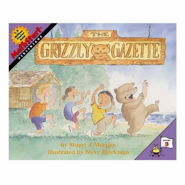 Mathstart L3:Grizzly Gazette