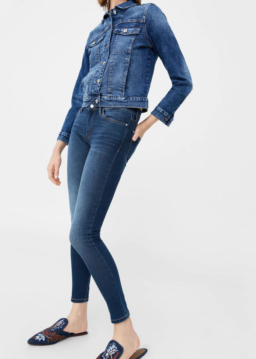 Quần Jeans Nữ Elektra1 Mango 13015003