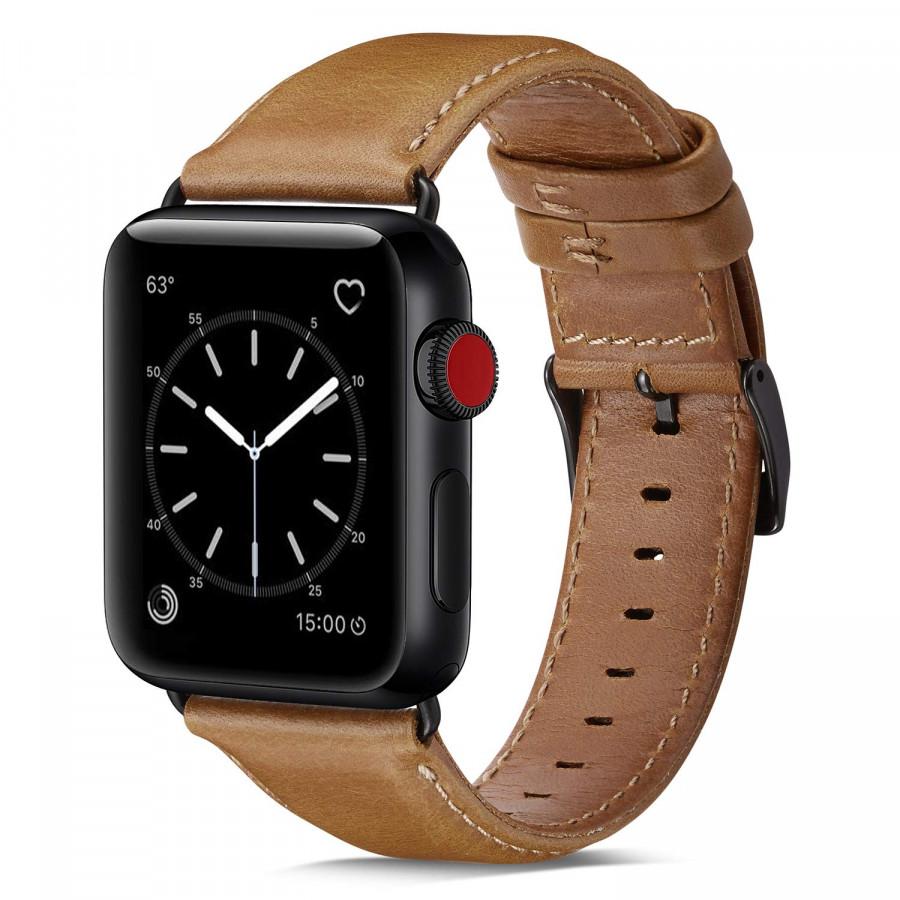 Dây da cho đồng hồ Apple Watch Band 42mm 44mm Hàng nhập Mỹ - 1814485 , 5920456554931 , 62_13326201 , 850000 , Day-da-cho-dong-ho-Apple-Watch-Band-42mm-44mm-Hang-nhap-My-62_13326201 , tiki.vn , Dây da cho đồng hồ Apple Watch Band 42mm 44mm Hàng nhập Mỹ