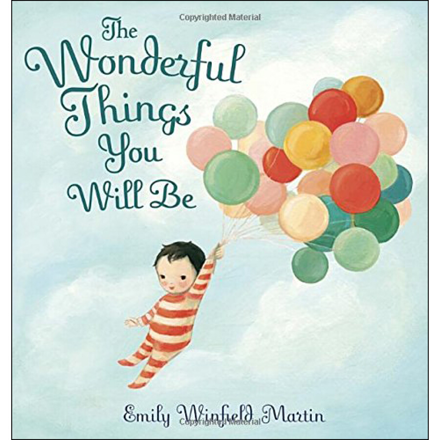 The Wonderful Things You Will Be - 1229069 , 6443993479219 , 62_5245525 , 343000 , The-Wonderful-Things-You-Will-Be-62_5245525 , tiki.vn , The Wonderful Things You Will Be