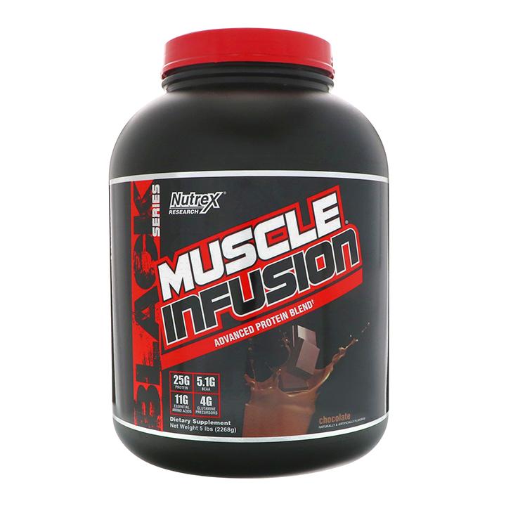 Sữa tăng cơ cực mạnh Muscle Infusion của Nutrex hương socola Hộp Lớn 2.2kg 63 lần dùng - 1060409 , 2650783094994 , 62_8346965 , 1850000 , Sua-tang-co-cuc-manh-Muscle-Infusion-cua-Nutrex-huong-socola-Hop-Lon-2.2kg-63-lan-dung-62_8346965 , tiki.vn , Sữa tăng cơ cực mạnh Muscle Infusion của Nutrex hương socola Hộp Lớn 2.2kg 63 lần dùng