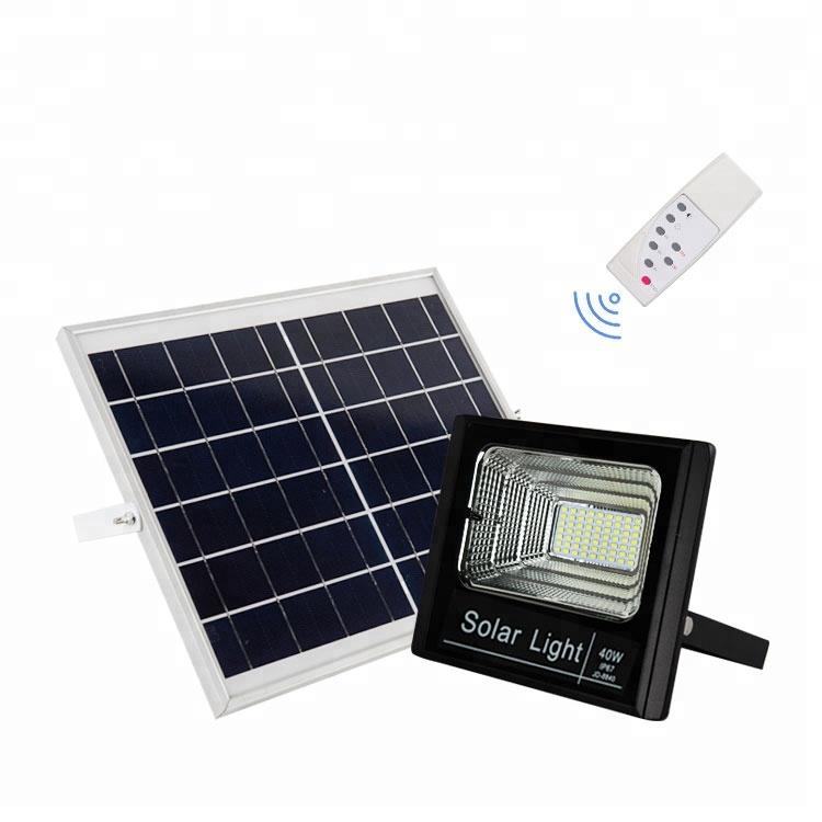 Đèn LED Năng Lượng Mặt Trời 40W Vĩnh Cát Solar VC-8840