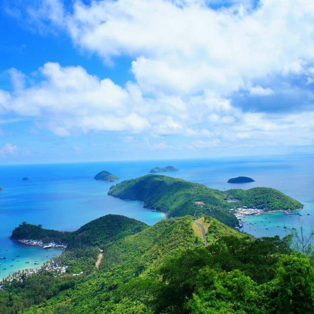 Tour Đảo Nam Du 2n2đ - Xe Giường Nằm Tết Dương Lịch  Âm Lịch 2019