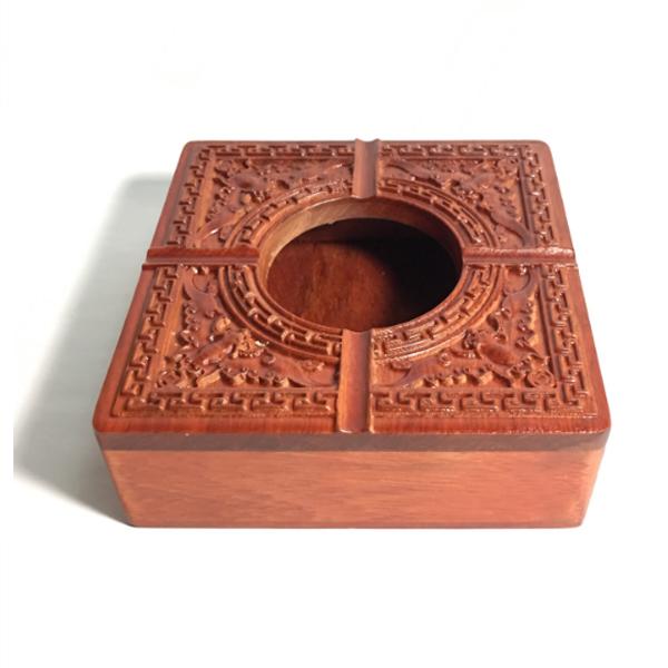 Gạt tàn  gỗ hương vuông trạm khắc hoa văn tinh xảo - 1539585 , 5659078420804 , 62_9732311 , 300000 , Gat-tan-go-huong-vuong-tram-khac-hoa-van-tinh-xao-62_9732311 , tiki.vn , Gạt tàn  gỗ hương vuông trạm khắc hoa văn tinh xảo