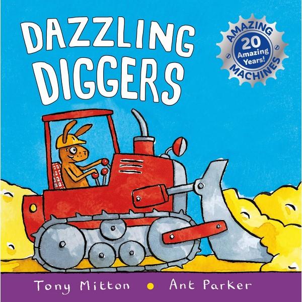 Amazing Machines: Dazzling Diggers - 955473 , 4659794196473 , 62_2192157 , 165000 , Amazing-Machines-Dazzling-Diggers-62_2192157 , tiki.vn , Amazing Machines: Dazzling Diggers