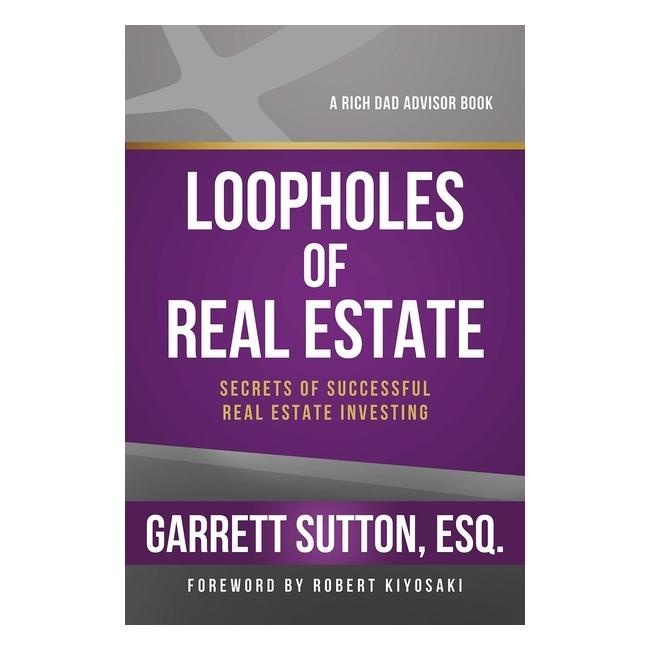 Loopholes Of Real Estate - 781315 , 1990714408928 , 62_11625788 , 557000 , Loopholes-Of-Real-Estate-62_11625788 , tiki.vn , Loopholes Of Real Estate