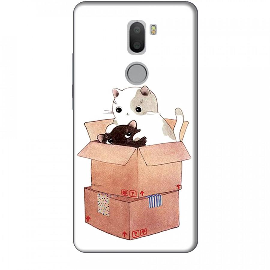Ốp lưng dành cho điện thoại XIAOMI MI 5 PLUS Mèo Con Dễ Thương