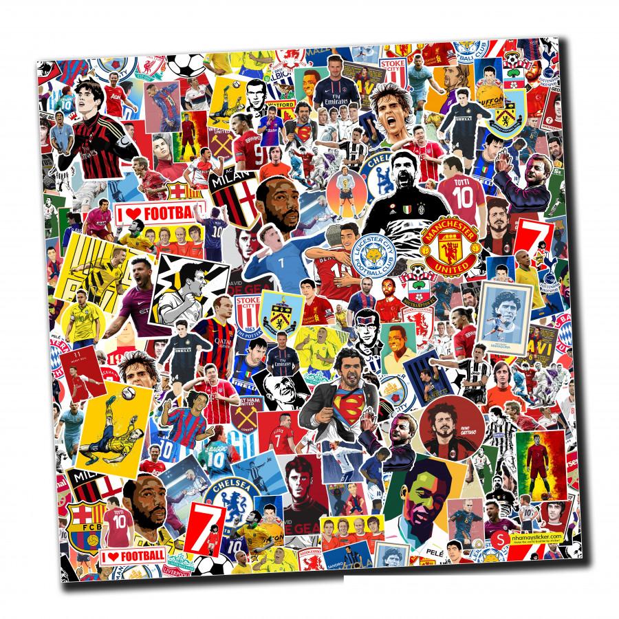 Sticker bomber hình dán nguyên tấm 50x50cm chủ đề - Bóng đá Football - 807435 , 1787921687914 , 62_14498561 , 150000 , Sticker-bomber-hinh-dan-nguyen-tam-50x50cm-chu-de-Bong-da-Football-62_14498561 , tiki.vn , Sticker bomber hình dán nguyên tấm 50x50cm chủ đề - Bóng đá Football