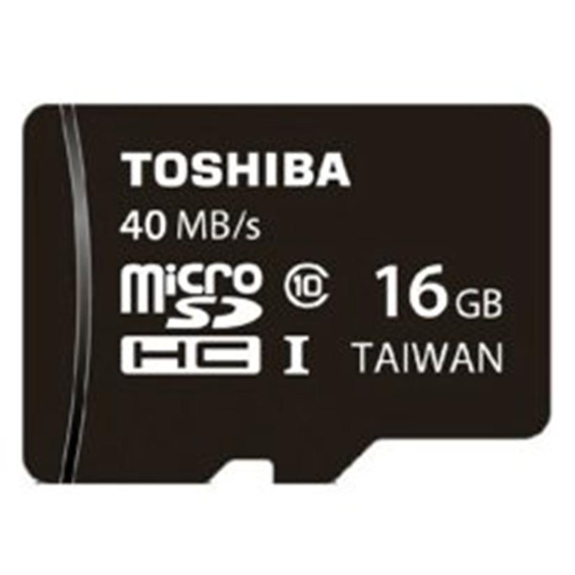 Thẻ nhớ  MicroSD Toshiba FPT  16GB  Class10 - Hàng chính hãng (FPT)
