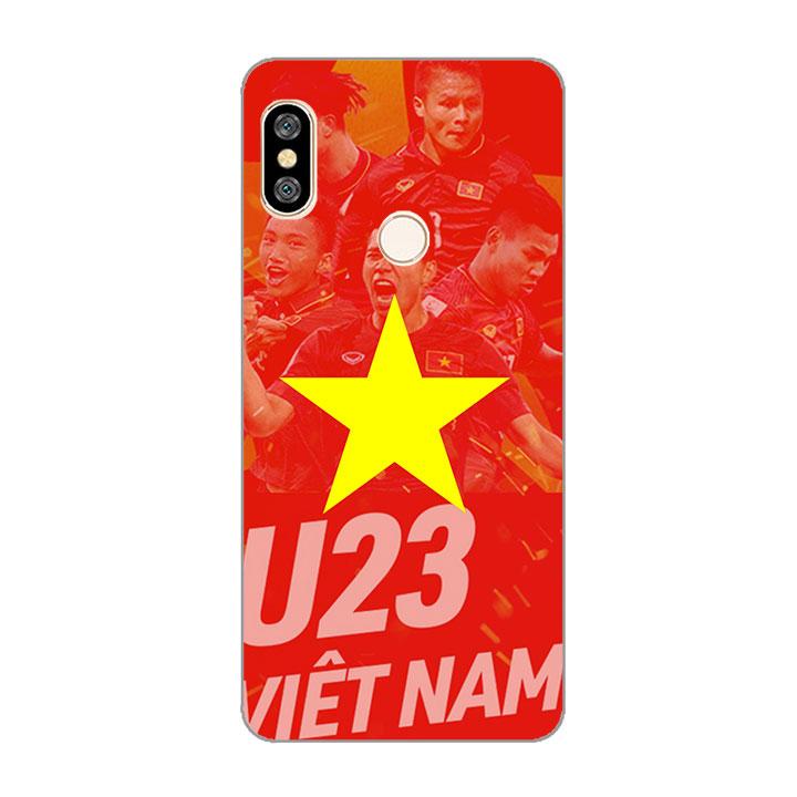Ốp Lưng Dẻo Cho Điện thoại Xiaomi Redmi Note 5 - U23 Mẫu 3 - 1111720 , 9181985201024 , 62_4075555 , 170000 , Op-Lung-Deo-Cho-Dien-thoai-Xiaomi-Redmi-Note-5-U23-Mau-3-62_4075555 , tiki.vn , Ốp Lưng Dẻo Cho Điện thoại Xiaomi Redmi Note 5 - U23 Mẫu 3